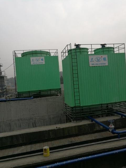 贵州某厂GFNL-300吨冷…
