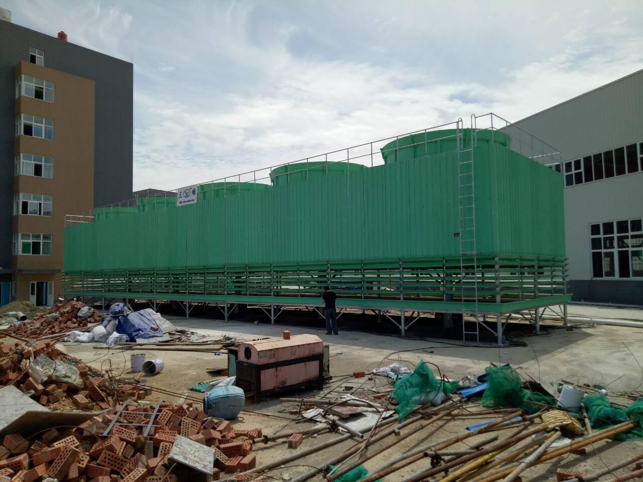多联塑胶DFNDP-500吨冷…