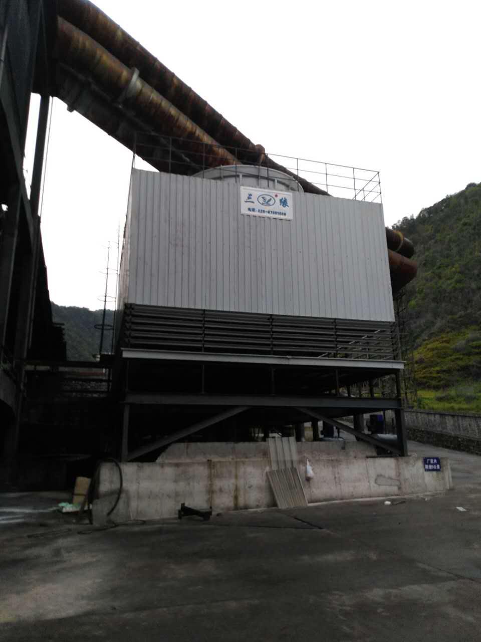 眉山某厂DFWNL-200吨冷…